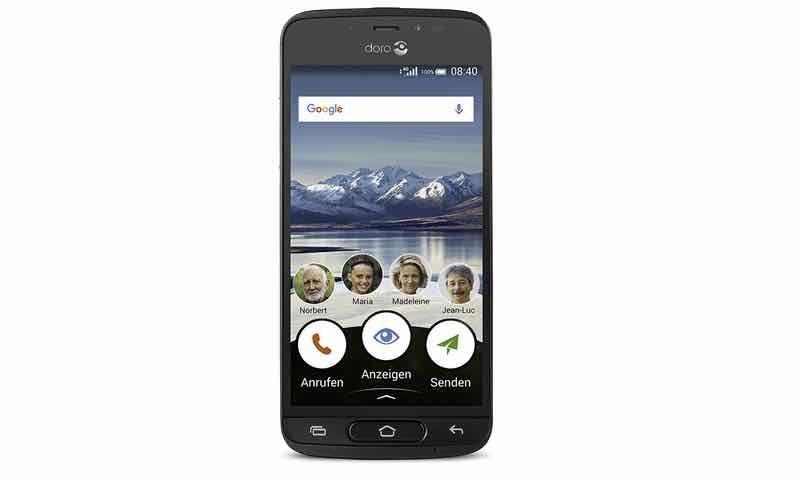 Doro 8040. Móvil mayores, móviles para ancianos.Smartphones personas mayores