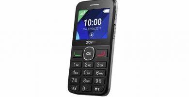 móviles para mayores alcatel 2008G