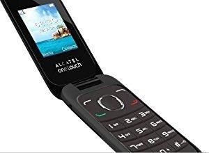 Móviles para mayores Alcatel