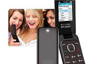Alcatel one touch con tapa