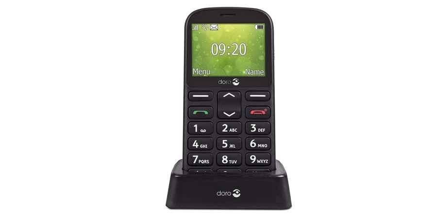 Telefono movil facil de usar. Doro 1361