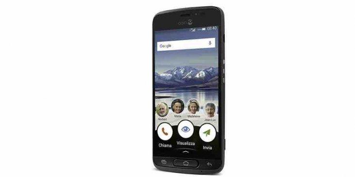 Doro 8040 Smarttelefon