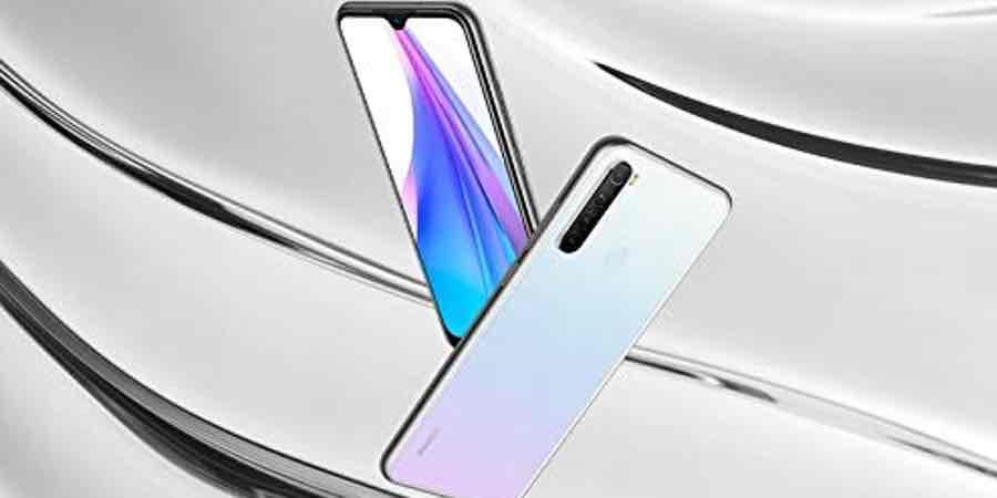 Xiaomi redmi note 8 t blanco