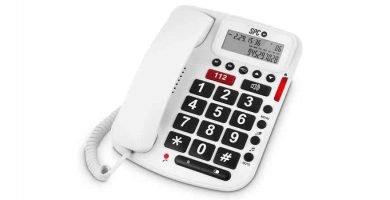 telefonos de sobremesa para seniors