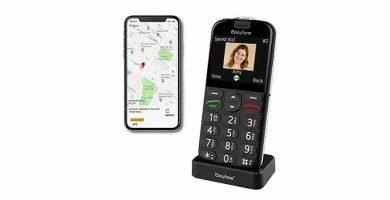 comprar teléfono mayores con localizador gps