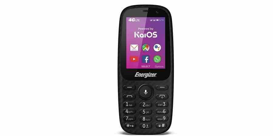 teléfono móvil para mayores con whatsApp Energizer Hardcase E2415